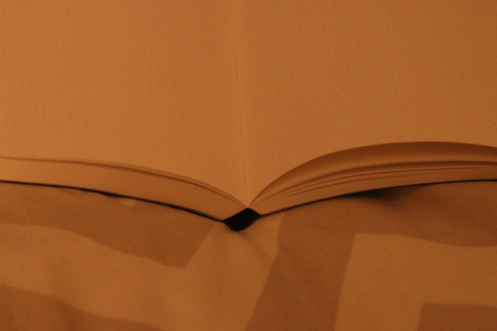 Nuuna Notebook Lie Flat | October 2015